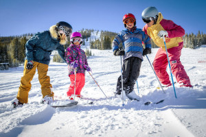 Thredbo Kids SKi Free this June and September